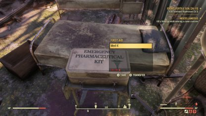 Fallout 76 How to Get Stimpak: Tips and Guide
