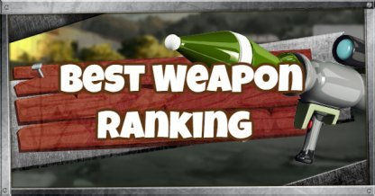 Best Weapons List