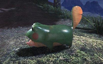 Hog in a Frog