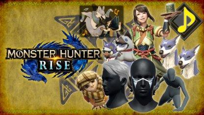 Monster Hunter Rise DLC Pack 3