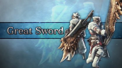 Great Sword Iceborne Weapon Changes