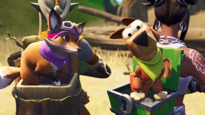 Fortnite Season 8 Pets