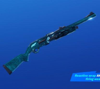 SHATTERED ICE Wrap - Shotgun