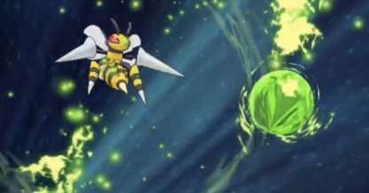 Sync Move Mega Evolution Includes an Attack