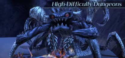 High Difficulty Dungeons