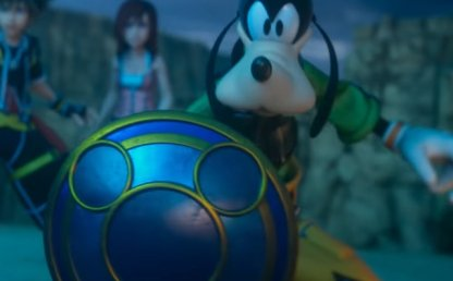 Kingdom Hearts 3 All Goofy