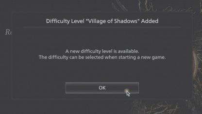 Unlocked Village of Shadows