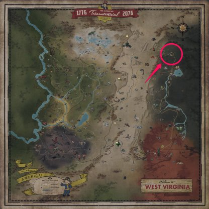 Fallout 76 The Mission Link - Quest Walkthrough