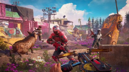Far Cry New Dawn - Available Editions