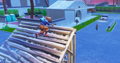 Add Stairs To Improve Your Defense