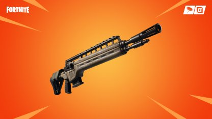 Take Down Enemies with New Infantry Rifle Variants