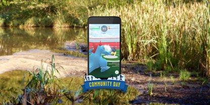 Pokemon GO January Community Day Totodile