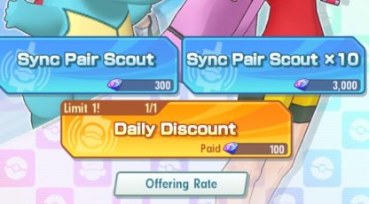 Sync Pair Scout