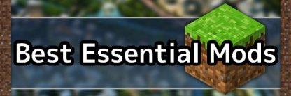 Best Essential Mods