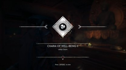 Receive Charm of Well Being II