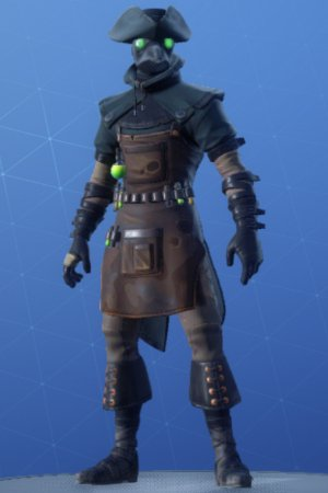 Skin Outfit PLAGUE