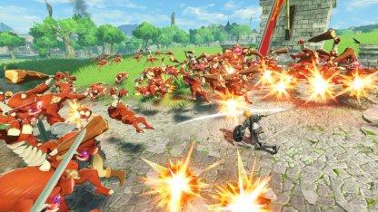 Link Battlestyle