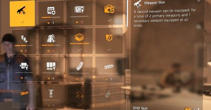 Division 2 Recommended Perks To Unlock First: All Perks List & Effects