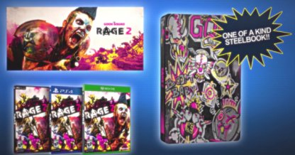 RAGE 2 Which Edition To Get - Price & Content Comparison