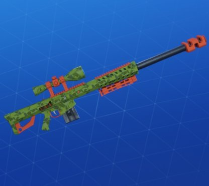 DINO Wrap - Sniper Rifle