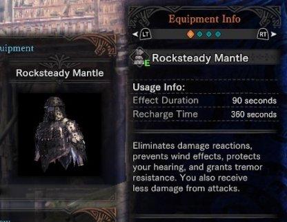 Rocksteady Mantle