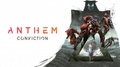 Anthem: Conviction - Live-Action Movie Announcement