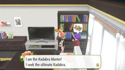 Kadabra Master Trainer