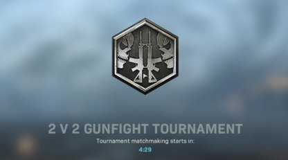 Tournament Matchmaking Takes 4:30