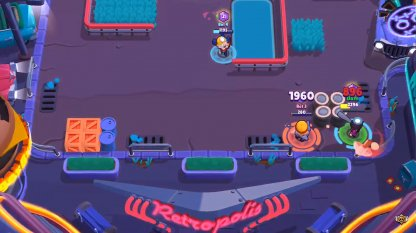 Retropolis Is A New Area In Brawl Stars