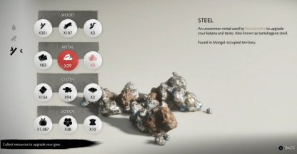 Collect Steel In Mongol Occupied Areas
