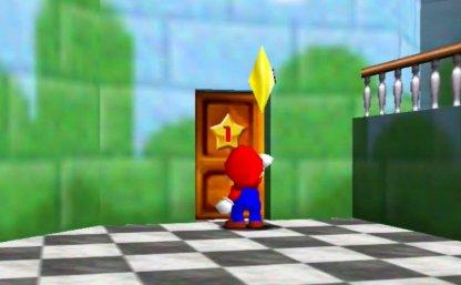 Need 1 Power Star To Unlock Door