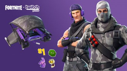 Twitch Prime Pack 1