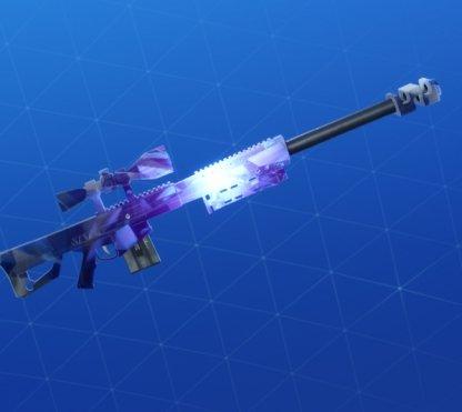 ETERNAL ZERO Wrap - Sniper Rifle