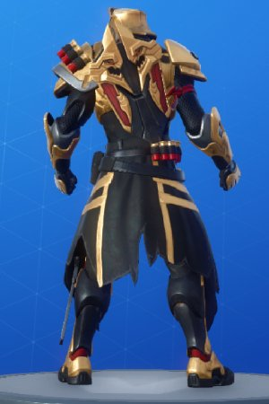Fortnite Ultima Knight Skin Set Styles Gamewith
