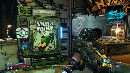 Ammunition Vending Machine
