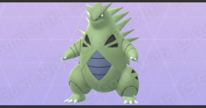 Pokemon Go, Tyranitar