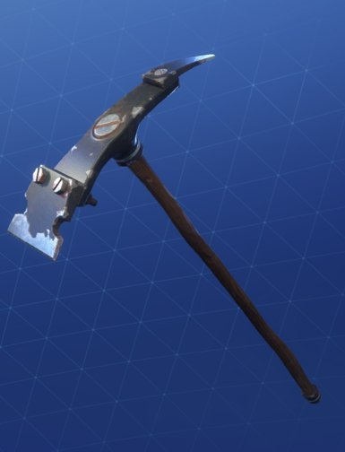 Pickaxe Skin CLOSE SHAVE