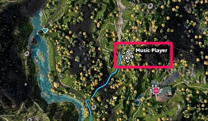 Where To Find 10 Music Players: Locations & Guide Location 7