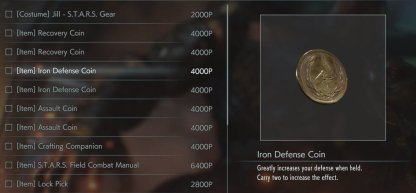 Iron Defense Coins