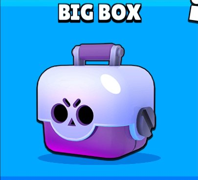 Brawl Stars, Big Box
