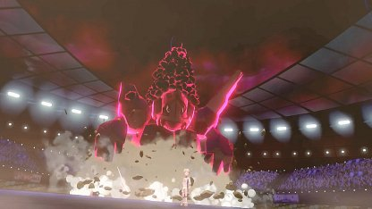Dynamax Ground Or Water Pokemon
