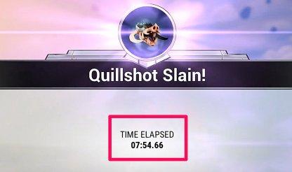 Defeat Behemoth Quickly
