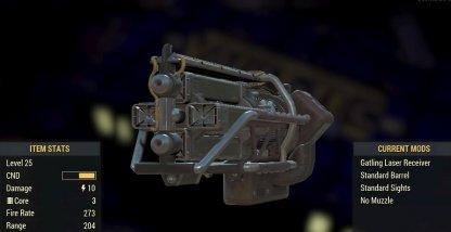 Gatling Laser Image