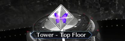 Tawer - Top Floor map