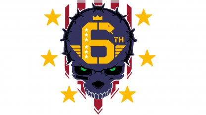 6th Street Gang Logo
