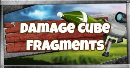 Damage Cube Fragments Challenge (Fortnitemares Part 4)