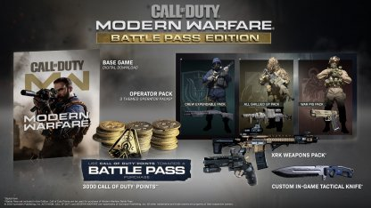 Call of Duty: Modern Warfare Battle Pass Edition
