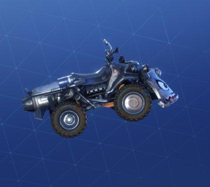 CURSED Wrap - Vehicle