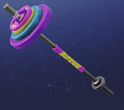 Pickaxe Skin AXERCISE
