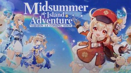 Midsummer Island